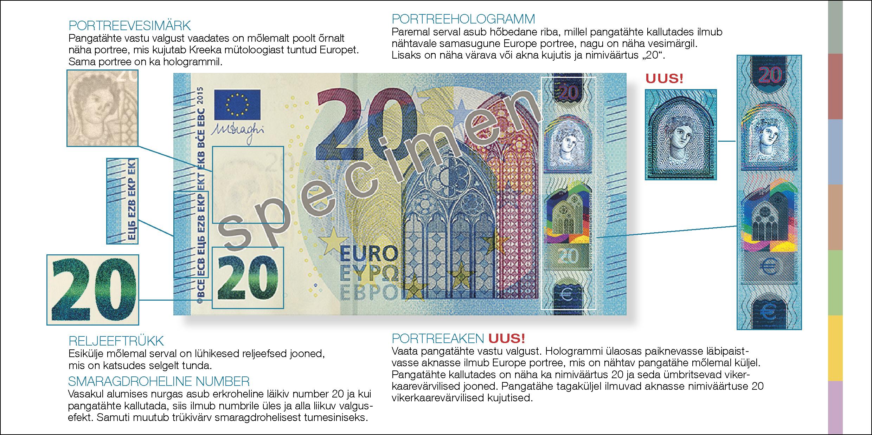 Uus 20-eurone